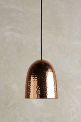 Anthropologie Stanley Pendant Copper