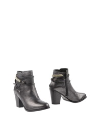 Apepazza Ankle Boots Lead