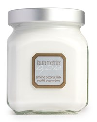 Almond Coconut Milk Souffle Body Creme Laura Mercier Brown