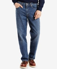 Levi's Men's 550 Relaxed Fit Jeans Med Blue 1