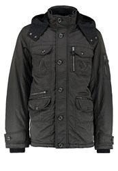 S.Oliver Light Jacket Grey Black Anthracite