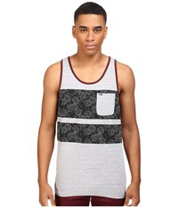 Rip Curl Legend Tank Top Athletic Heather Men's Sleeveless Gray