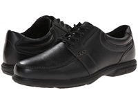 Nunn Bush Carlin Black Men's Lace Up Casual Shoes