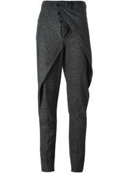 A Tentative Atelier 'Guinevere' Trousers Grey