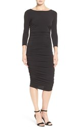 Catherine Malandrino Women's 'Lansbury' Ruched Sheath Dress
