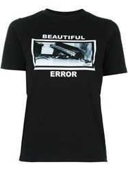 Yang Li Beautiful Error T Shirt Black