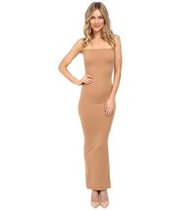 Wolford Fatal Dress Gobi Women's Dress Tan