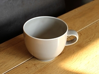 Oxymoron Grey Coffee Cup By Yumiko Iihoshi Oen Shop