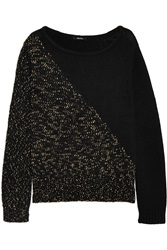 Raoul Metallic Knitted Sweater