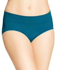 Warner's No Pinches No Problems Striped Hipster Ru0501p Treasure Teal