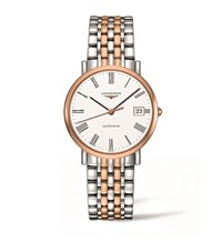 Longines Elegant Collection Watch Unisex White