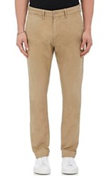 Citizens Of Humanity Men's Anders Cotton Chino Trousers Tan