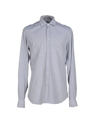 Mason's Shirts Shirts Men Grey