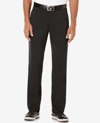 Callaway Men's Big And Tall Stretch Performance Pants Caviar