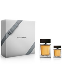 Dolce And Gabbana The One For Men 2 Pc. Gift Set No Color