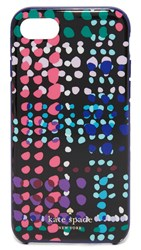 Kate Spade Dotty Plaid Iphone 7 Case Multi
