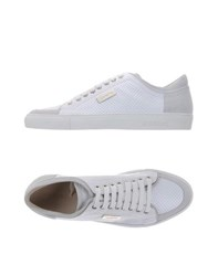 Iceberg Footwear Low Tops And Trainers Men White