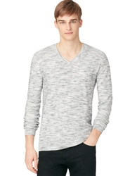 Calvin Klein Jeans Marled Knit Pullover