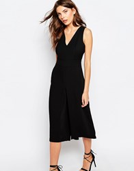 Sisley Sleeveless Jumpsuit Black 100
