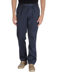 Alain Casual Pants Dark Blue