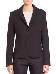 Piazza Sempione Stretch Cotton Blazer