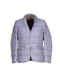 Paoloni Coats And Jackets Jackets Men Lilac