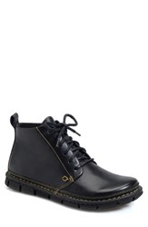 Born Men's Born 'Jax' Chukka Boot Black Leather