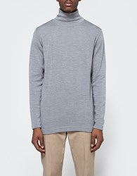 S.N.S. Herning Helix Sweater Titan Grey Moire