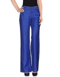 Coast Weber And Ahaus Trousers Casual Trousers Women Bright Blue