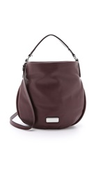 Marc By Marc Jacobs New Q Hillier Hobo Bag Cardamom