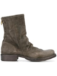 Fiorentini Baker 'Eternity Eve' Boots Grey