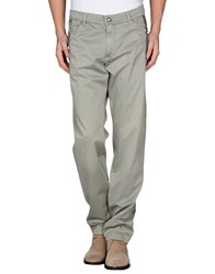 Harmontandblaine Trousers Casual Trousers Men Military Green