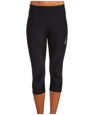 Cw X Pro 3 4 Tight Black Women's Workout