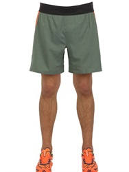 The North Face Reflective Stretch Running Shorts