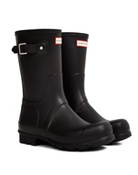 Hunter Original Short Rain Boot Black