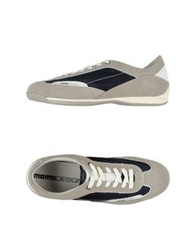 Low Tops And Trainers Light Grey