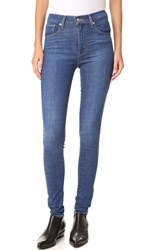 Levi's Mile High Super Skinny Jeans Bright Haze