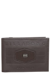 Billabong Origin Wallet Chocolate Brown