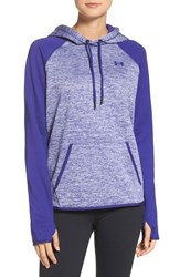 Under Armour Women's Storm Icon Hoodie Grape Fusion Grape Fusion