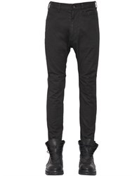 Julius Stretch Cotton Denim Biker Pants