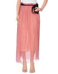 Jucca Skirts Long Skirts Women Pastel Pink