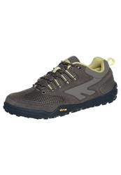 Hi Tec Hitec Apollo Hiking Shoes Brown