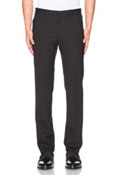 Givenchy Suit Trousers In Black