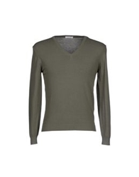 John Steed Sweaters Military Green