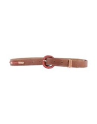 Pepe Jeans Belts Brown