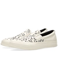 Converse Deck Star '67 'Flowers' White