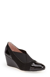 Taryn Rose 'Kenn' Pump Women Black