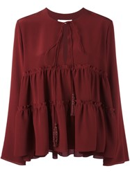 Chloe Tiered Blouse