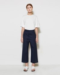 Marni Cropped Pinstripe Trouser
