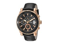 Guess U0673g5 Rose Gold Black Watches